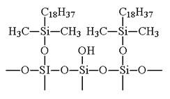 cấu trúc cột LC DB, hiện tượng end-capping là gì?