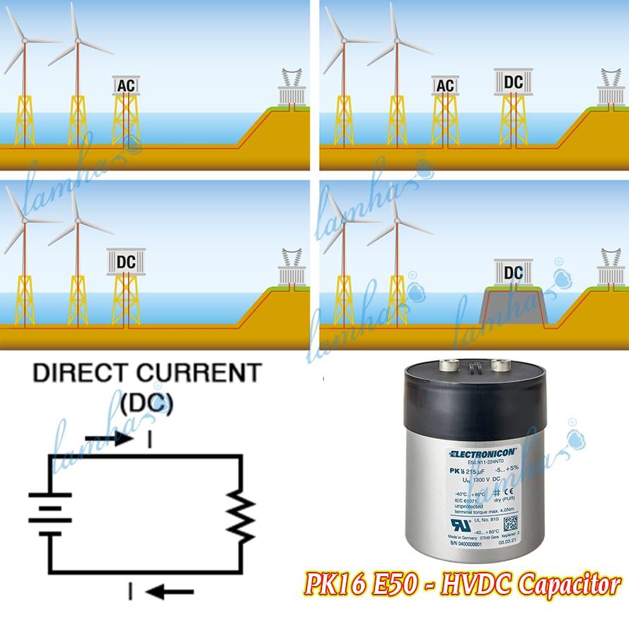 Siêu tụ điện HVDC Capacitor