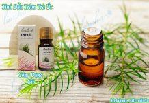 tinh dầu tràm trà Úc Melaleuca Alternifolia